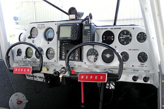 Sport Aviation Specialties- Piper Colt PA22-108