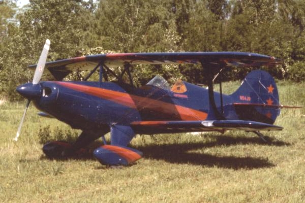 Reference amateur material aircraft built